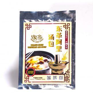 Tongkat Ali Soup (Packs) - Khang Shen Herbs Malaysia