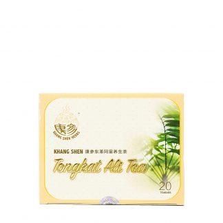 Tongkat Ali Tea - Khang Shen Herbs Malaysia