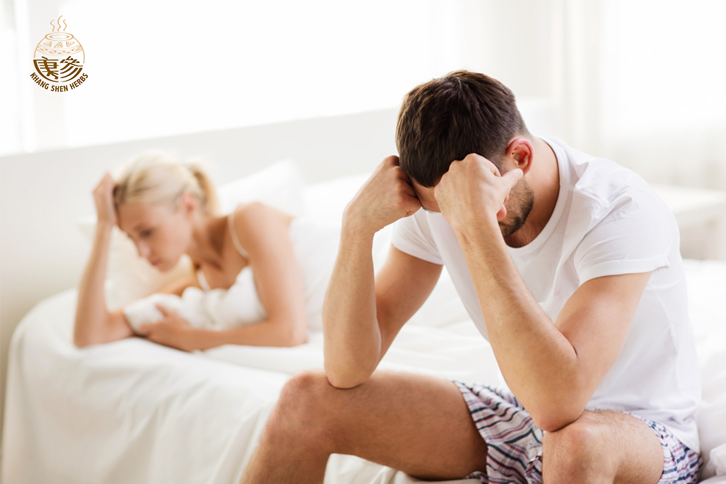 7 signs of impotence/erectile dysfunction - Khang Shen Herbs