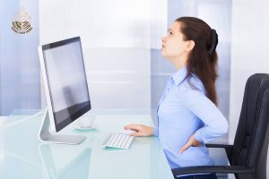 Lose weight by just sitting? Check out this 5 minutes sneaky chair exercise workout